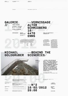 Wolfgang Ortner #content #exposed #poster