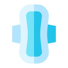 See more icon inspiration related to napkin, sanitary napkin, sanitary towel, healthcare and medical, sanitary, hygiene, beauty and women on Flaticon.