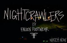 Fallen Footwear #design #graphic