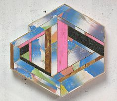 Aaron Moran | PICDIT #sculpture #design #wood #painting #art #media #colour