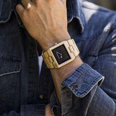 35 Black Watch by The Garwood #tech #flow #gadget #gift #ideas #cool
