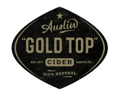 5696586958_2d0006a108_z.jpg (640×521) #labels #scripts #top #cider #austin #vintage #gold #type