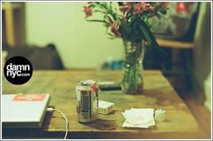 damn nyc - pictures #beer #damnnyc #analog #damn #photography #nyc #table