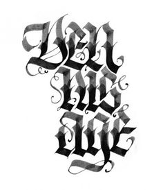 Calligraphy on the Behance Network #calligraphy #behance #spit