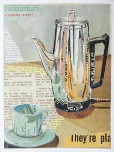 GALLERY | Nathan Stromberg #collage #midcentury