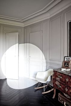 Daily Visual Overdose #interior #circle #white