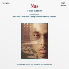 It Was Written #cover #album #restraint #nas