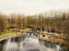 Amsterdam Park by Jeroen Hofman