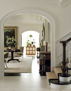 Rounded Archways