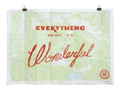 Yellowstone.jpg 1200×939 pixels #print #map #screen #yellowstone #typography
