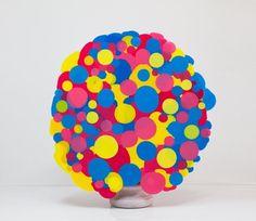 BERG BLOG - Do like Nick van Woerts creations - there is a... #blobs #nick #pattern #van #color #woerts