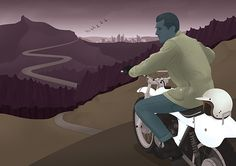 Jack Hughes — Agent Pekka #illustration #people