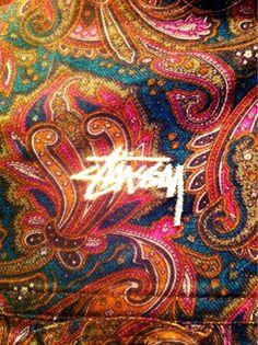 Wall-B World Wild #fashion #stussy
