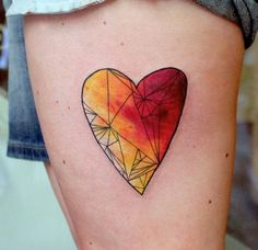 Pinned Image #heart #tattoo