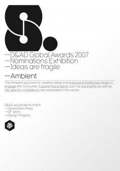 Build - D&AD #print #mcp #beans #build