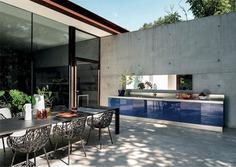 66 Modern Outdoor Kitchen Ideas and Designs - #kitchen #design #outdoor