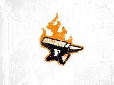 Forge Logo #logo #vector #forge #branding