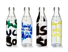 Good design makes me happy #lettering #packaging #drawn #bottles #hand
