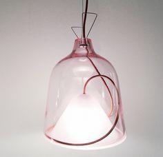hanna krüger: vaiss.eau #lamp #design