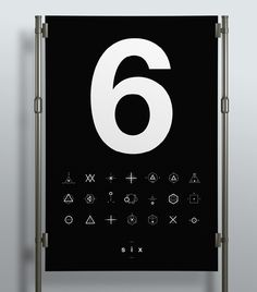 SIX // Symbols & Shapes on Behance