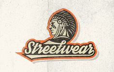 Streetwear (Free Font) on Typography Served #font #free #type #streetwear #logo #typography