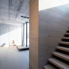 The Minimalist Villa in Ljubljana_10 #minimalistic
