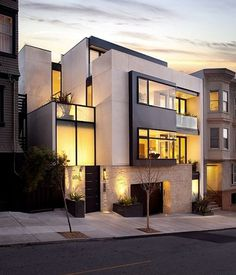 Onestep Creative - The Blog of Josh McDonald » Russian Hill Residence #francisco #architecture #san #modern