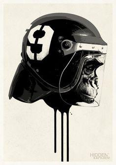 Ape Riot #owens #rhys
