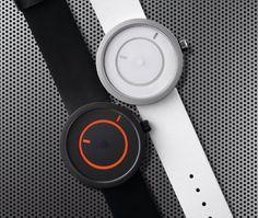 Lexon Nuno Watch #tech #flow #gadget #gift #ideas #cool