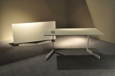 When We Were Young: [D3] Design Contest at IMM Cologne #design #table