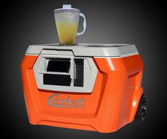 Coolest cooler is not just any cooler, its is a blender, wireless sound system, USB charger… now, isn't that totally cool!