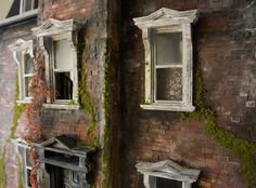 2exterior_close #miniature #diorama #dollhouse