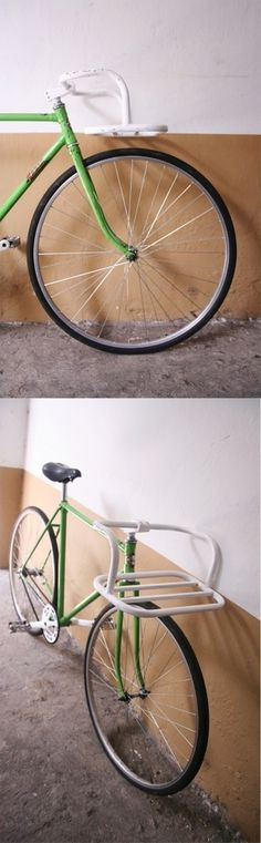 All sizes | FFRACK! Fixed frontal rack | Flickr - Photo Sharing! #bike
