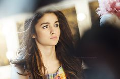 Alia Bhatt for Jabong. A behind the scenes shot from the 'Alia Bhatt for Jabong' campaign shoot in Mumbai. Copyright © 2014 Rahul Lal Photo