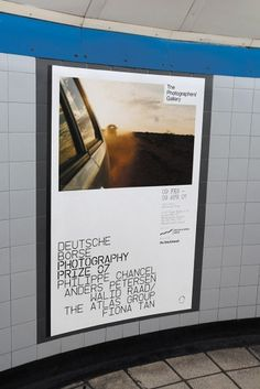 Spin — Deutsche Börse #poster #typography