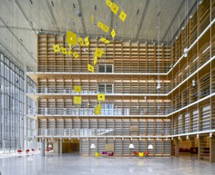 Renzo Piano Athens Library 1