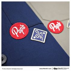 Filter017 — Filter017 CREALIVE DEPT. Work Shirt For Male #scout #mall #patches #pops