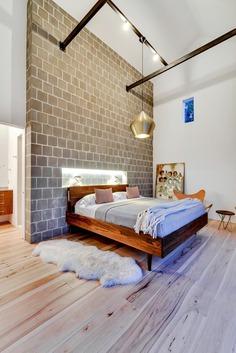 bedroom / Alterstudio Architecture