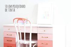 http://www.dcoracao.com/2013/01/cata-quiabos-ou-pinta-so-um-pouquinho.html #furniture #pink #chair