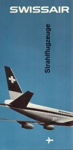 Swissair Design | AisleOne #swiss #poster
