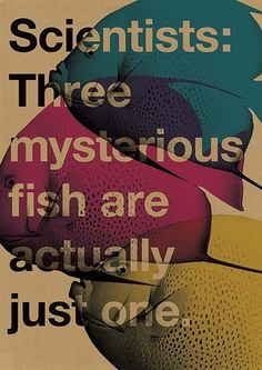 All sizes | poster (2009) | Flickr - Photo Sharing! #design #graphic #fish