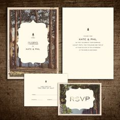 tupy boutique #typography #invitation
