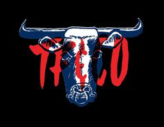 TF&CO design submission on dribbble #lettering #design #texture #farm #bull #hand #typography