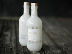 Jenney Stevens: Far North Spirits / on Design Work Life #packaging