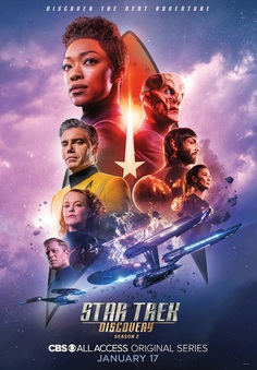 Extra Large Movie Poster Image for Star Trek: Discovery (#28 of 28)