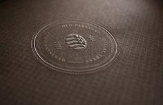 design work life » Patrick Enstrom: Old Parkland Collateral