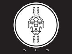 Dribbble - DLB by Josh Boaz #logo #brand #design