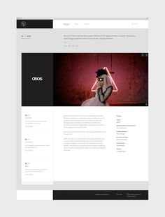 Future Collective by Hatch Inc. #website #web design
