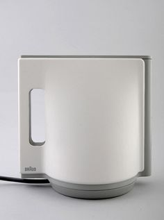 Braun kettle #kettle #design #industrial