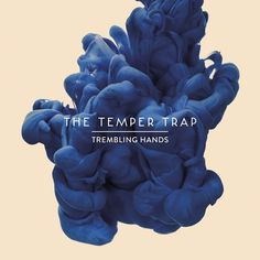 The Temper Trap on the Behance Network #water #design #graphic #cover #photography #music #type